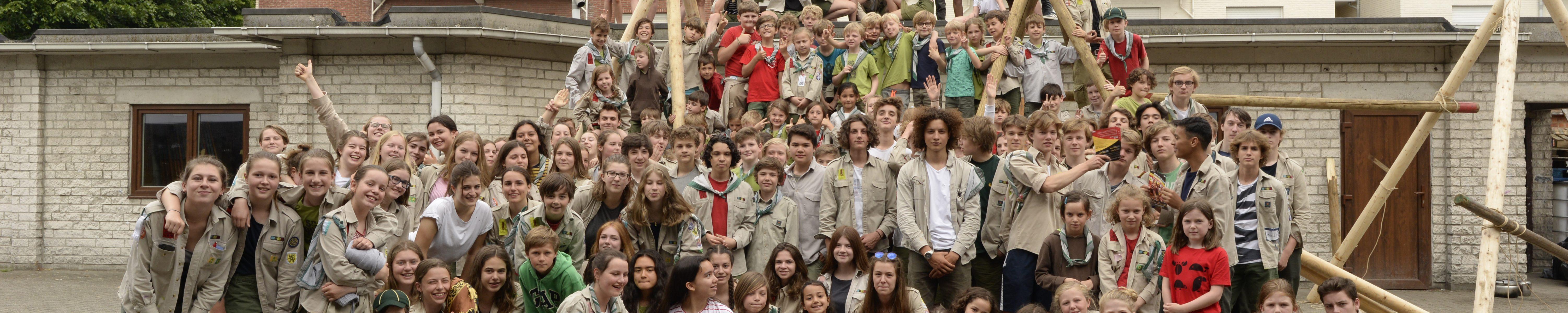73 Scouts & Gidsen Oosterveld
